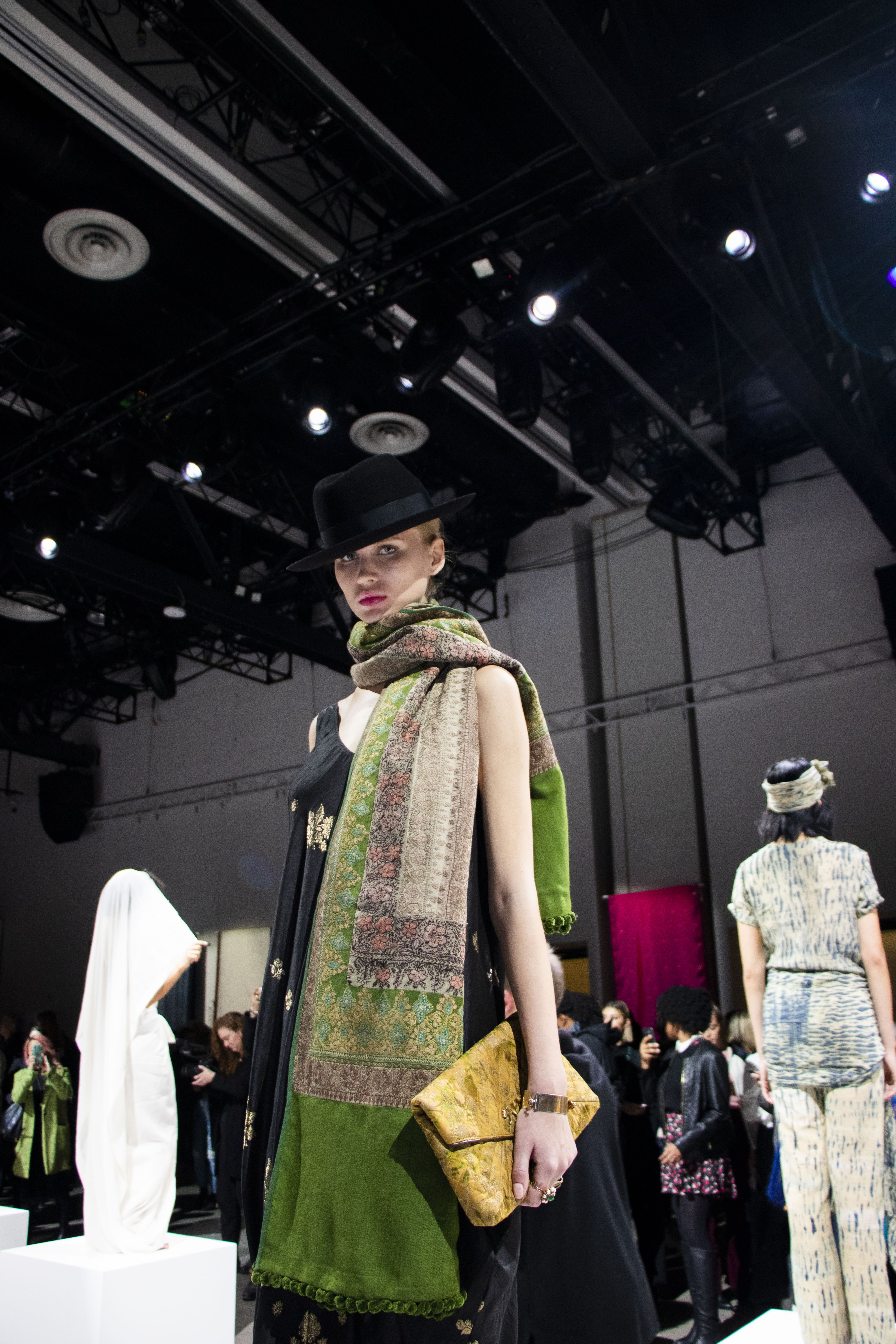Fashion For Peace Season One Eyes On India Eyes On New York The Know Culture